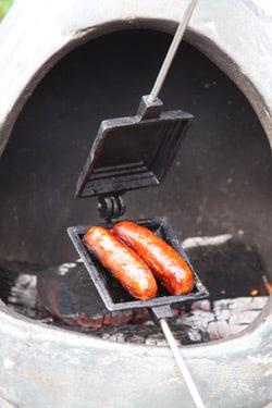 Cast Iron Cooking Pan
