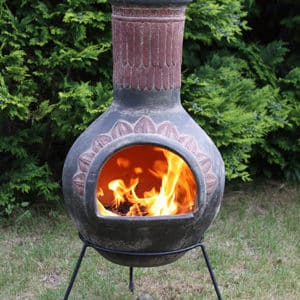 Plumas Mexican Chiminea Extra-Large