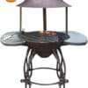 Corona Cast Iron BBQ Chiminea Large