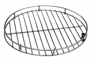 Steel BBQ Swivel Grill
