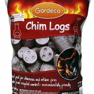 Chiminea Logs
