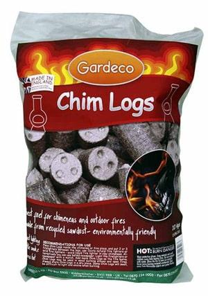 Chiminea Logs