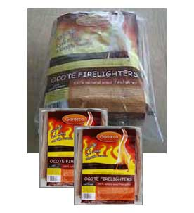 Ocote Natural Firelighters (1o x 1kg bags)