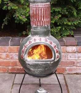 Plumas Mexican Chiminea (Large)