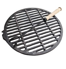 Cast Iron BBQ Swivel Grill (30cm)