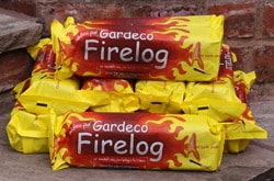 Fire Logs (Pack of 4, 12, or 50)-0