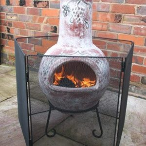 Chiminea Guard