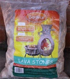 4 litre Pumice Stones