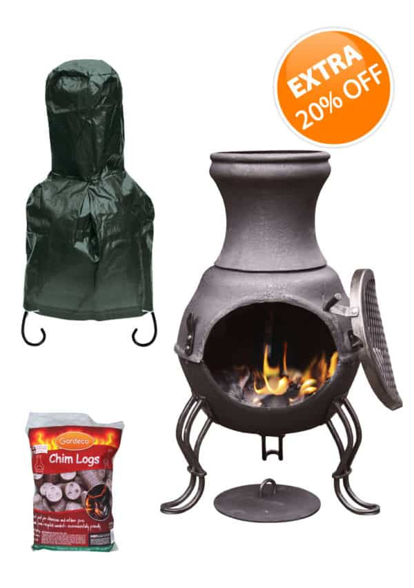 Billie Chiminea Essentials Bundle