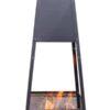 Copan Steel Chiminea Fireplace (Extra Large)