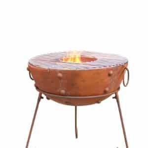 Theydon Kadai Rustic Firebowl (Medium)