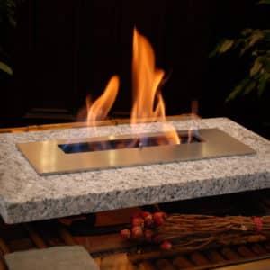 MagmaFire Terrace Natural Stone Biofire