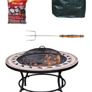 Calenta Firebowl Premium Bundle