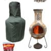 Large Mexican Chiminea Premium Bundle