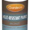 Bronze Stove Paint