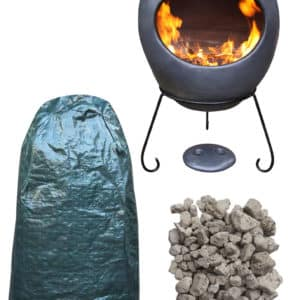 Ellipse XL Chiminea Essentials Bundle