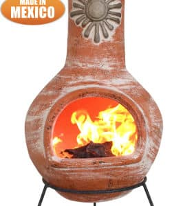 Sol Mexican Chiminea Extra-Large