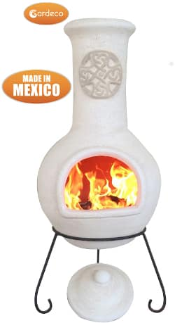 Cruz Mexican Chiminea Extra-Large