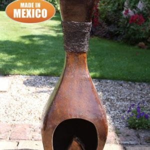 Tonala Mexican Art Chiminea