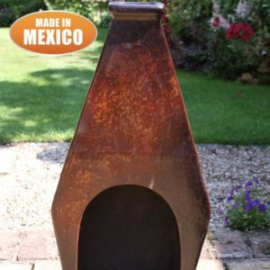 Romba Mexican Art Chiminea