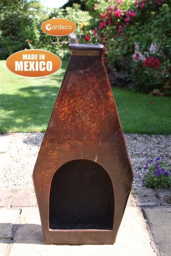 Romba Mexican Art Chiminea