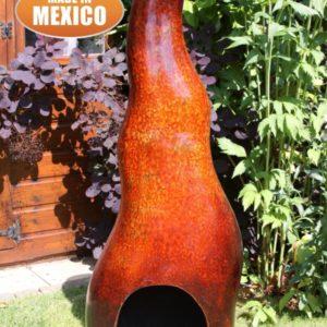 Flama Mexican Art Chiminea