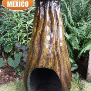 Calabaza Mexican Art Chiminea
