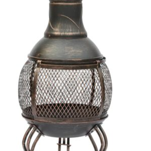 Cordoba Steel Chiminea