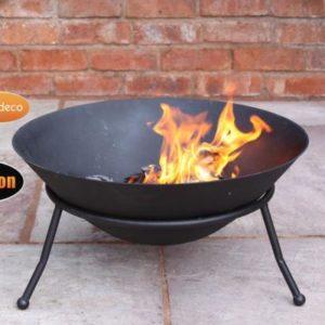 Emrys Cast Iron Fire Pit