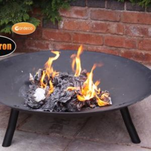 Gwell Cast Iron Fire Pit