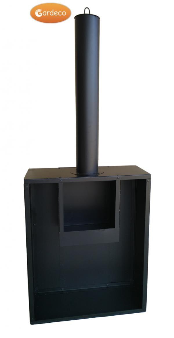 Eeron outdoor fireplace