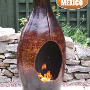 Botella Chim Art Chiminea (large)