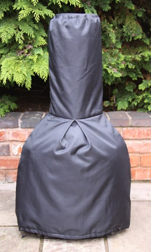 Insulated Large Chiminea Cover
