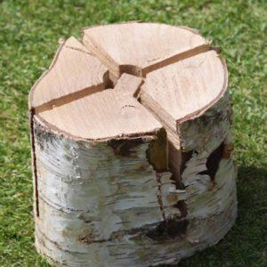 Swedish Torch - Birch (Small) - Pack of 3